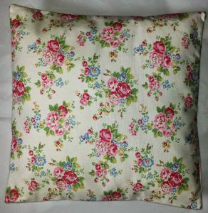 "Cushion Cover in Cath Kidston Spray Flowers White 14"" 16"" 18"" 20"""
